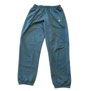 Men's Champion Grey Sweatpants XL